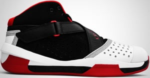 Air Jordan 2010 Outdoor White Red Black 2010 Release Date
