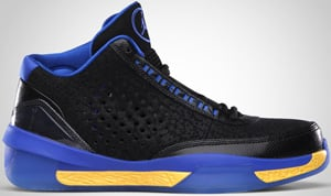 Air Jordan 2010 Team Black Royal Maize 2010 Release Date