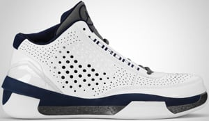 Air Jordan 2010 Team White Navy Light Graphite 2010 Release Date