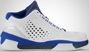 Air Jordan 2010 Team White Varsity Royal Graphite 2010 Release Date