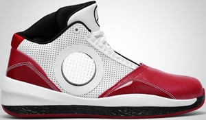 Air Jordan 2010 White Black Varsity Red 2010 Release Date