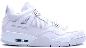 Air Jordan 4 White Metallic Silver 2006 Release Date
