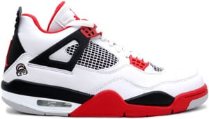 Air Jordan 4 White Varsity Red Black 2006 Release Date