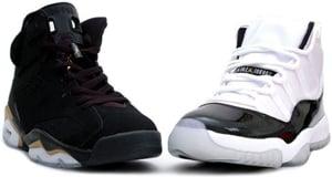 Air Jordan 6 11 DMP 2006 Release Date