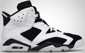 Air Jordan 6 White Black 2010 Release Date