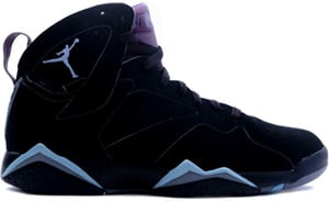 Air Jordan 7 Black Chambray 2006 Release Date