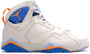 Air Jordan 7 Pearl Ceramic Blue 2006 Release Date