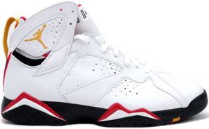 Air Jordan 7 White Cardinal Bronze 2006 Release Date