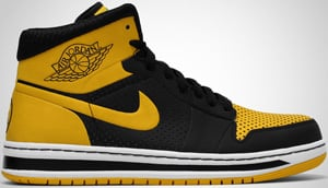 Air Jordan Alpha 1 Black Maize White 2010 Release Date