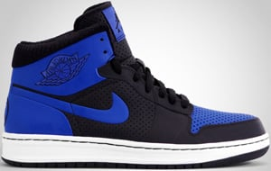 Air Jordan Alpha 1 Black Royal White 2010 Release Date