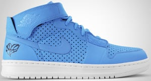 Air Jordan Alpha 1 Outdoor University Blue Black White 2010 Release Date