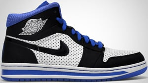 Air Jordan Alpha 1 White Black Varsity Royal 2010 Release Date