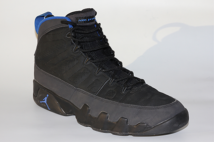 Away Air Jordan 9 Penny Hardaway Player Exclusive