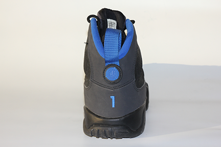 Air Jordan 9 Penny Hardaway Orlando Magic PE Back