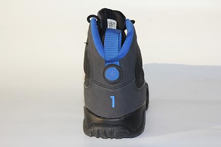 Air Jordan 9 Penny Hardaway Orlando Magic PE Back