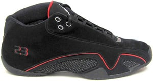 Air Jordan XX1 Low Black Silver Red 2006 Release Date