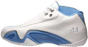 c77555624970db Air Jordan XX1 Low White Uni Blue Silver 2006 Release Date