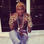 Celebrity Sneaker Watch: Soulja Boy Stunts Hard In Nike Air Mag