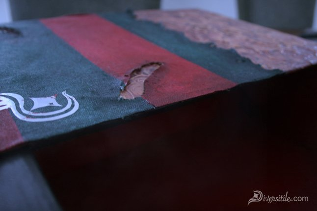 Custom: Nike Dunk High x Diversitile Nightmare Freddy Krueger