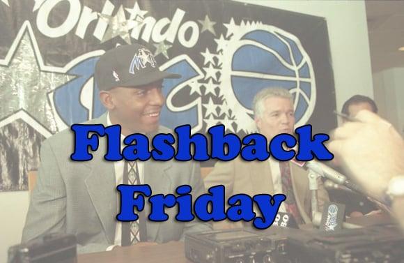 Flashback Friday: Penny Hardaway Nike The Rookie