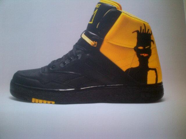 Swizz Beatz Previews New Basquiat x Reebok Collection