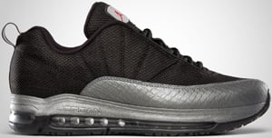 Jordan CMFT Max Air 12 Black Red Grey 2010 Release Date