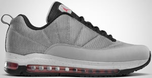 Jordan CMFT Max Air 12 Grey Hot Red Black 2010 Release Date