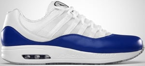 Jordan CMFT Viz Air 11 White Black Varsity Royal 2010 Release Date