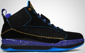 Jordan CP3.III Black Purple Orion Blue Sunset 2010 Release Date