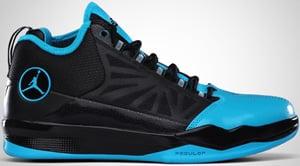Jordan CP3.IV Black Orion Blue 2010 Release Date