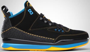 Jordan CP3 Tribute Black Orion Blue Sunstone 2010 Release Date