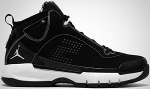 Jordan Jeter Throwback Black Silver White 2010 Release Date