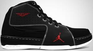 Jordan Melo M6 Black Varsity Red White 2010 Release Date