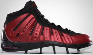 Jordan Melo M7 Varsity Red Black White 2010 Release Date