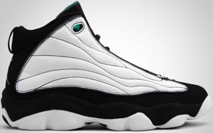 Jordan Pro Strong White Dark Pine Black