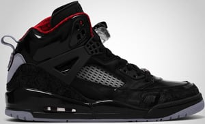 Jordan Spizike Black Varsity Red Stealth 2010 Release Date