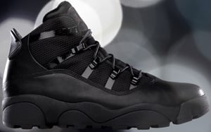 Jordan Winterized 6 Rings Black Rustic 2010 Release Date
