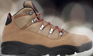 Jordan Winterized 6 Rings Rocky Tan Black Red 2010 Release Date