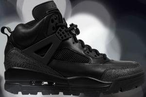Jordan Winterized Spizike Black Anthracite 2010 Release Date
