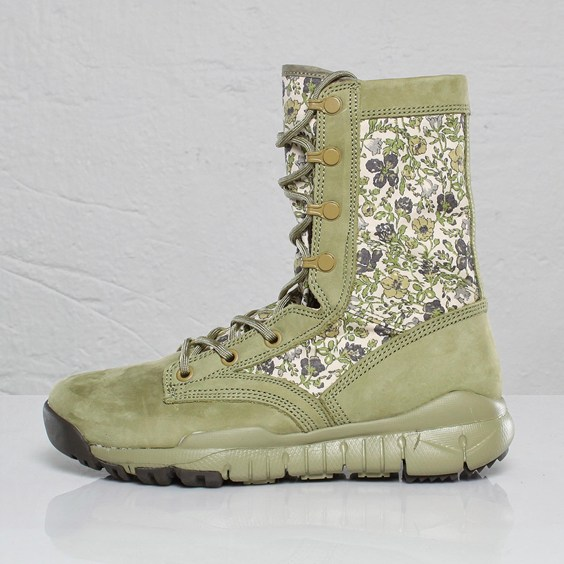 Liberty London x Nike 'SFB' Special Force Boots