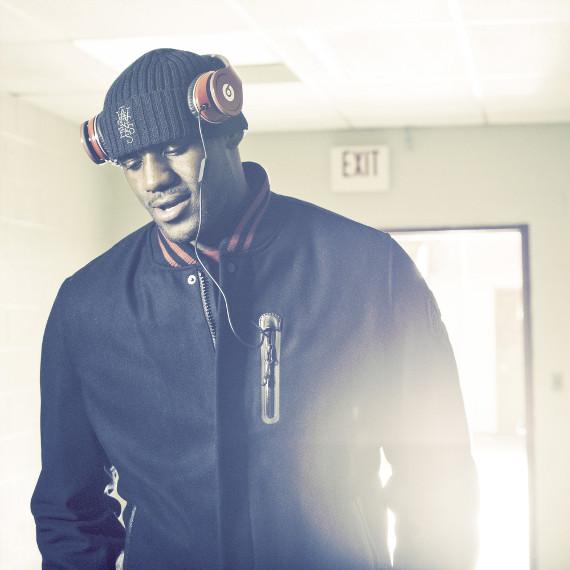 Nike Sportswear LeBron James Destroyer Jacket - Holiday 2011