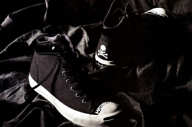 mastermind JAPAN x Converse Jack Purcell Mid - Holiday 2011