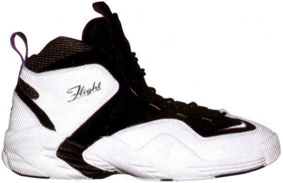 Nike Air G.O. LWP Original White Black