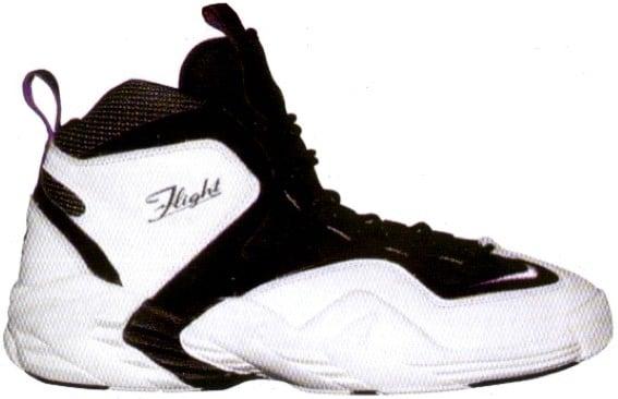 Nike Air G.O. LWP Original White Black