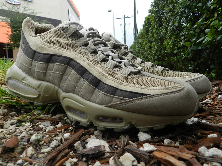 the latest 774e2 ecaf8 Nike Air Max 95 Shades of Brown Available