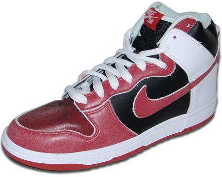 Nike Dunk SB High Jason Voorhees Halloween Sneakers