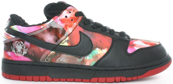 Nike Dunk SB Low Pushead Halloween Sneakers