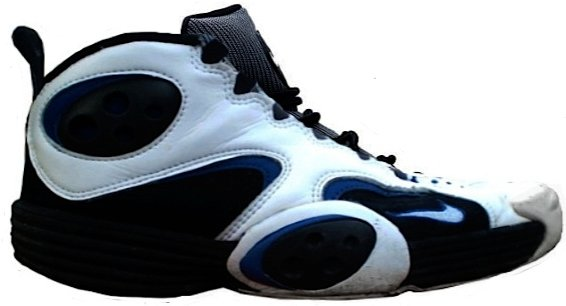 Nike Flight One Original White Blue Black Home