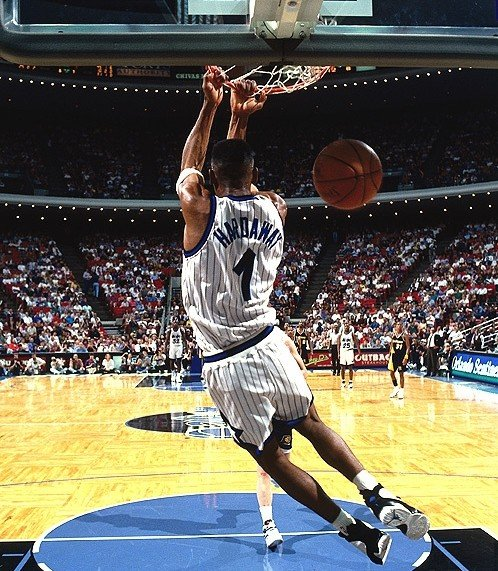 Penny Hardaway Air Jordan 9 PE Home Original