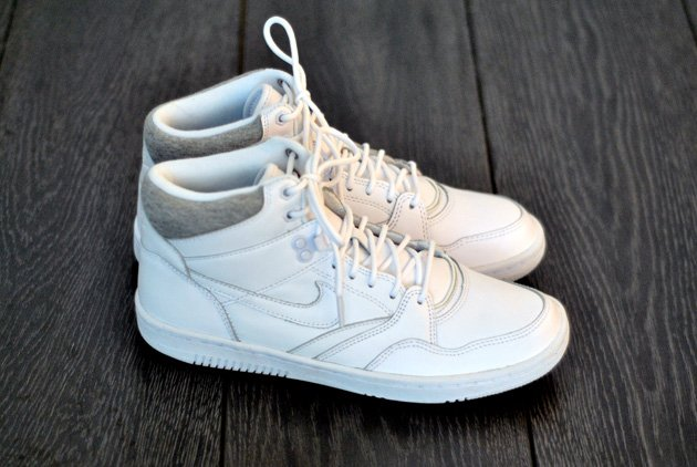 Nike Sky Force 88 Mid 'White' - First Look